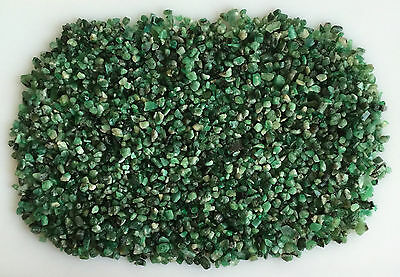 500Ct Scoop Natural Emerald Green Rough Gemstone Loose Mineral Lot Raw Wholesale