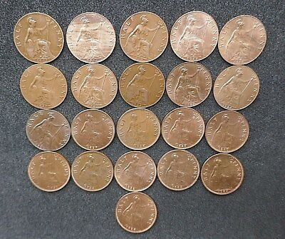 George V Half Pence - 1911 to 1936 - Choose your date or grade