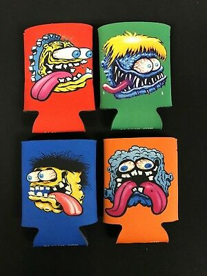 Hot Rod Monster, Reno Roth, Rat Fink, Daddy, Koozie, Beverage Insulator,