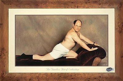 SEINFELD - GEORGE ART OF SEDUCTION POSTER 24x36 - 46525