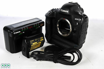 Canon EOS 1DX Digital SLR Camera Body (Shutter Count: 216,301)