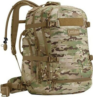 Camelbak Rubicon US Army Assault Multicam Hydtration Pack Outdoor Rucksack