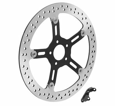 "Arlen Ness Big Brake Floating Front Rotor 14"" Kit for Harley 00-13 FLT - Left"