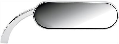 Arlen Ness Micro Chrome Four Point Left /& Right Side Mirror Set Harley Metric Pa