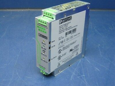 Phoenix Contact QUINT-PS/48DC/24DC/5 Power Supply 48V DC to 24V DC 2320144