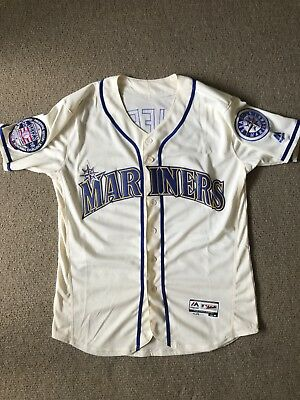 MLB Jersey - Seattle Mariners - Ken Griffey Jr (Hall of Fame Patch)