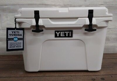 YETI 35 - Tundra  -  WHITE-  Factory Sealed - Free Shipping - SHIPS TODAY