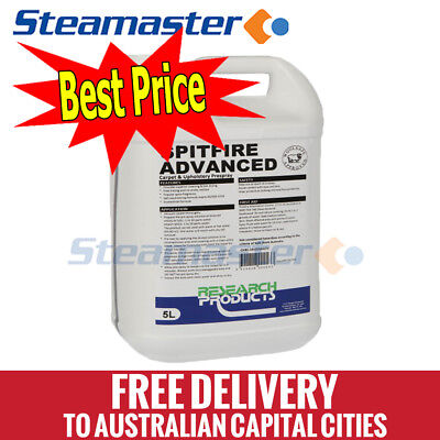 carpet cleaner cleaning extractor Chemical Spitfire Advanced 5L hose solution