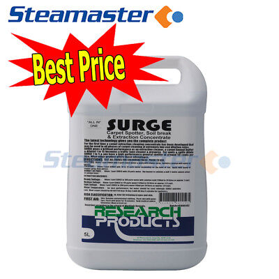 carpet cleaner cleaning equipment extractor Chemical Surge 5L hose solution wand