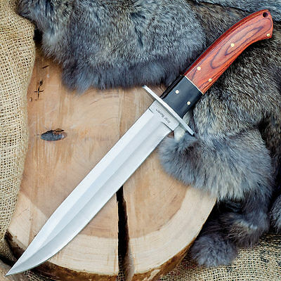 Ridge Runner Montana Toothpick Bowie Knife - Couteau de chasse Bowie