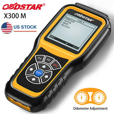 US Ship OBDSTAR X300M X300 M Special for Odometer Mileage Adjust via OBDII Tool