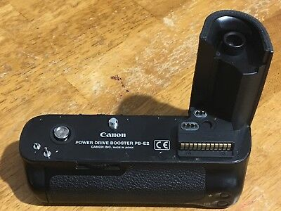 Canon Power Drive Booster PB-E2 for EOS 1/1n/1v/3