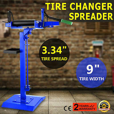 VEVOR Tire Spreader Changer Repair Machine Patching Wheel Plug Stand HD