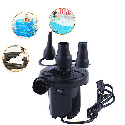 AC230V Electric Air Pump Air Extracting for Vacuum Bag Gassing for Air Bed Sofa