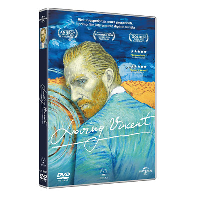 Loving Vincent  [Dvd Nuovo]