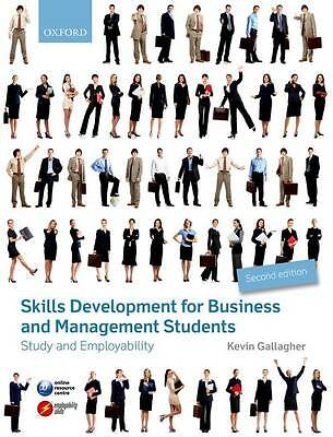 Skills Development for Business and Management Students: Study and Employability