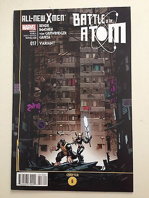 All New X-Men Battle of the Atom # 17 Variant NM