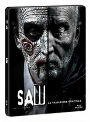 Saw - L'Enigmista + Saw legacy (2 Blu-Ray Disc - SteelBook)