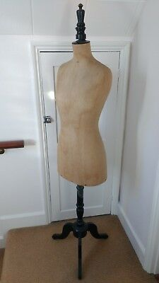 French Mannequin/Tailors Dummy Early 20th Century Antique