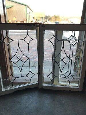Sg 1829 Three Available Price Each four point Belval window 21 x 28.5