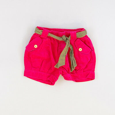 Short color Rosa marca Catimini 12 Meses  187963