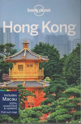 Hong Kong - Lonely Planet Travel Guide In Excellent Used No Map Fast Free Post