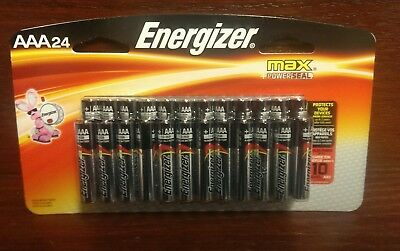 Energizer® MAX + POWER SEAL AAA Battery, 24pk 12/2026