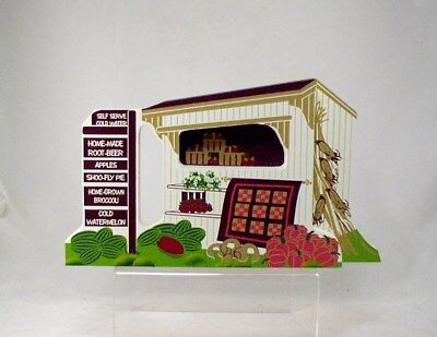 Shelia's ROADSIDE STAND Amish-Fruits, Vegetables, Crafts -  Americana Collection