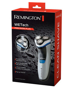 Remington WETech Precision Plus Rotary Shaver PR1242AU