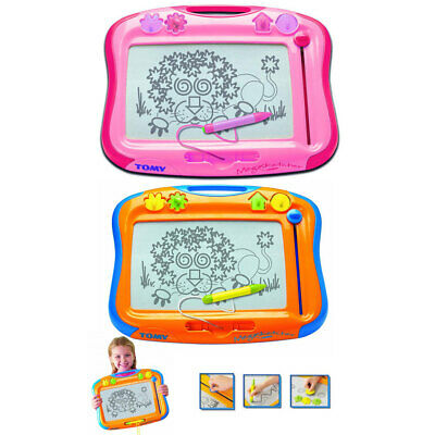 Tomy etch a Sketch Classic Toy Kids Children 3+ Draw Drawing Writing Board