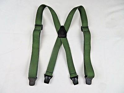 "SureKlip Suspenders 1-1/4"" Heavy Duty Composite Clips 30+ Varieties TSA FRIENDLY"
