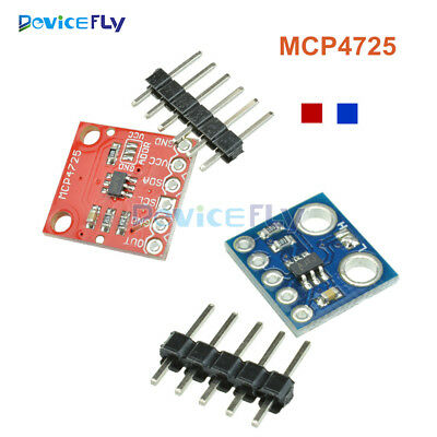 I2C DAC Breakout Module 12Bit MCP4725 Resolution Module For Arduino Raspberry Pi