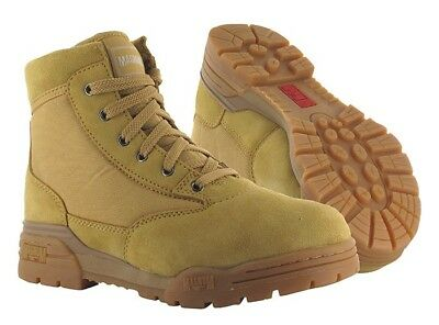 MAGNUM CLASSIC MID - UNISEX WORK / SAFETY BOOTS - Size UK 7 - EU 41