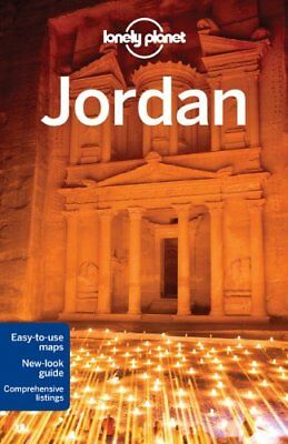 Jordan (Lonely Planet Country Guides) By Jenny Walker. 9781741796711