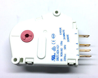 Admiral, Hoover, Norge FRIDGE Defrost Timer p/n 50073260 C48TF C41TF C38TF A41TF