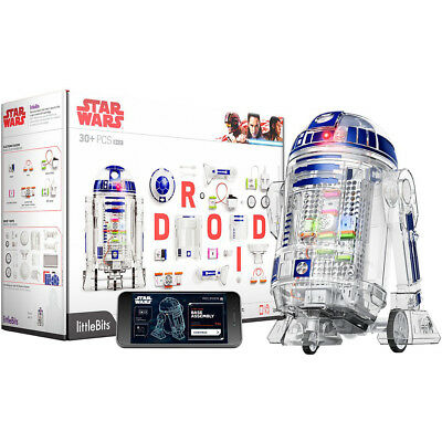 Littlebits Star Wars Droid Inventor Kit R2-D2 Robot App Controlled Educational