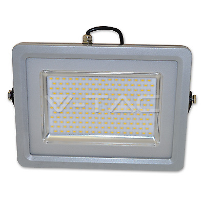 Foco LED Multiled 200W 1600 Lumens 4500K Blanco Natural V-TAC Apto para uso Exte