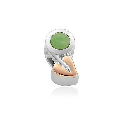 NEW Clogau Silver & Rose Gold Tree of Life Birthstone Charm £100 off! MARCH