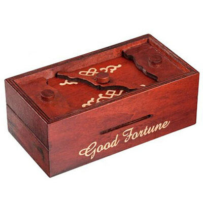 Philos 5526 Japanese Secret Box Good Fortune