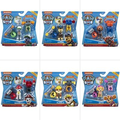 Paw Patrol Action Pack Pup & Badge - *Assorted