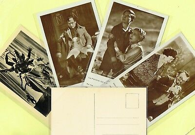 ROSS VERLAG - 1920s/1930s Film Star Postcards produced in Germany #104 to #140