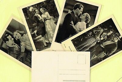 ROSS VERLAG - 1930s Film Star Postcards produced in Germany #141 to #190