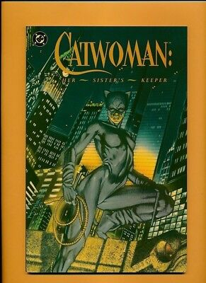 Catwoman: Sister's Keeper NM GN 1991