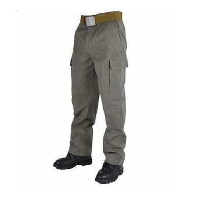 Combat Trousers German Moleskin Genuine Military Army Issue Heavy Weight ~ New