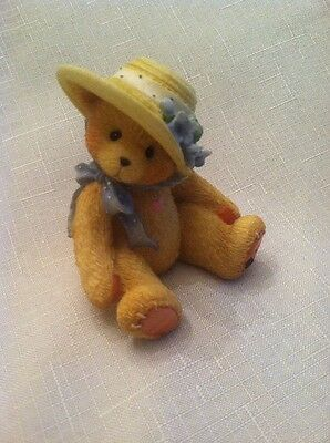 """Enesco Cherished Teddies Christy """"Take Me To Your Heart"""" #128023"""