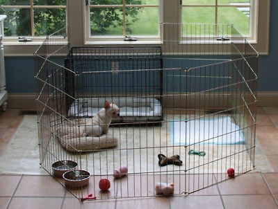 Heavy Duty Exercise Pens Dogs 48 Inch X-large Extra Big 42 24 36 30 in Playpen