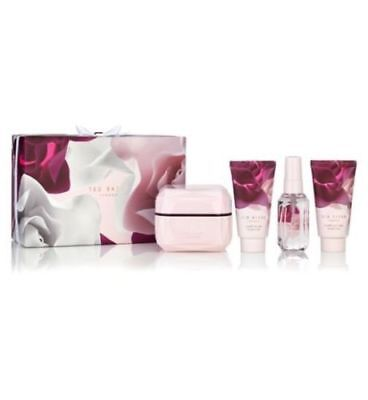 Ted Baker Ladies Say It With Flowers Gift Set Valentines Gift Birthday Gift NEW