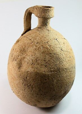 Ancient Roman Holly Land Terracotta Vessel c.1st century AD