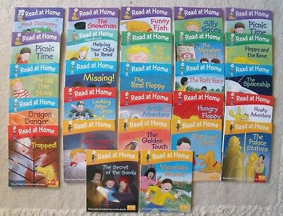 Oxford Reading Tree Read At Home 27 books