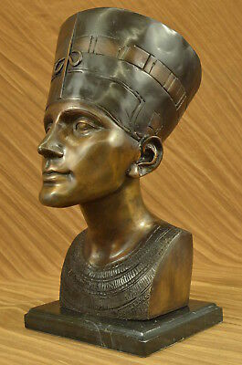 SUPER DEAL The Queen, Beautiful, Art, Egyptian Pharaoh Ancient Bronze